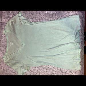 Simple v-neck shirt
